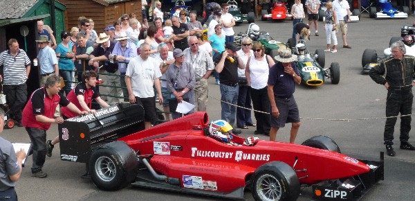 Early Season Events 2014 – Prescott – Shelsley – Silverstone – Beaulieu