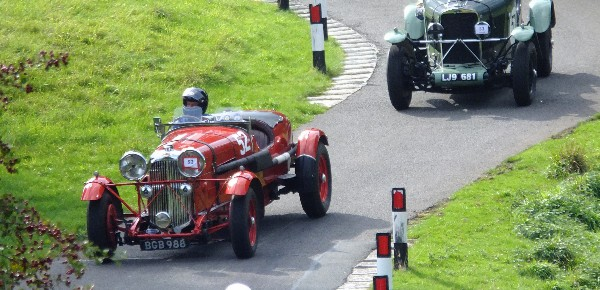 Not Goodwood Revival : Loton Park VSCC Hillclimb 2014