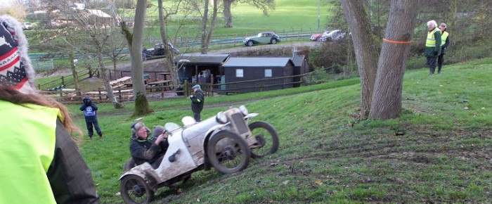 Trial By Mud – Some Winter Motorsport 2015