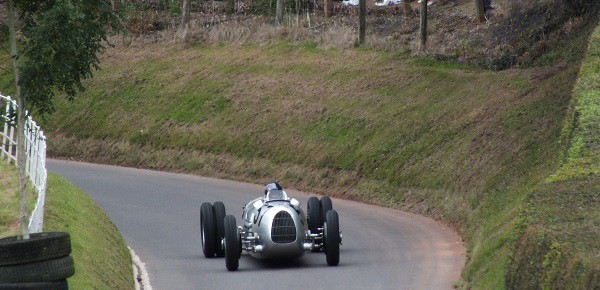 Stuck In The Middle…Shelsley Walsh & Auto Unions