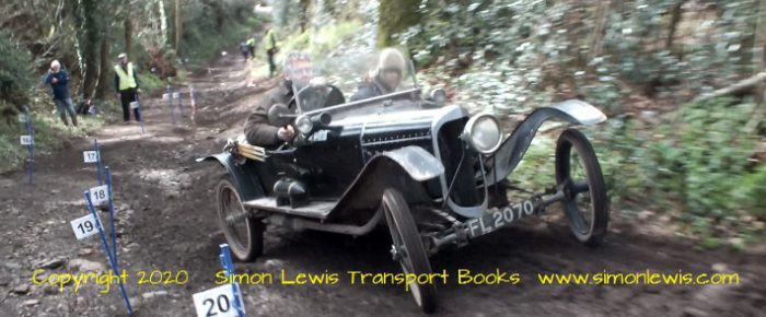 The End Of The Road, For Now : VSCC Herefordshire Trial