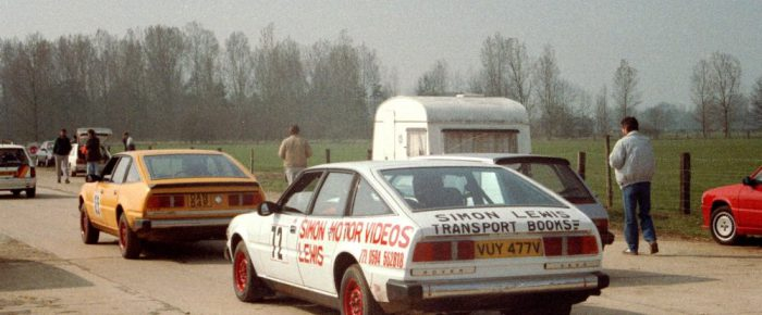THIRTY YEARS AGO – Simon's Competition Debut. Easter 1991