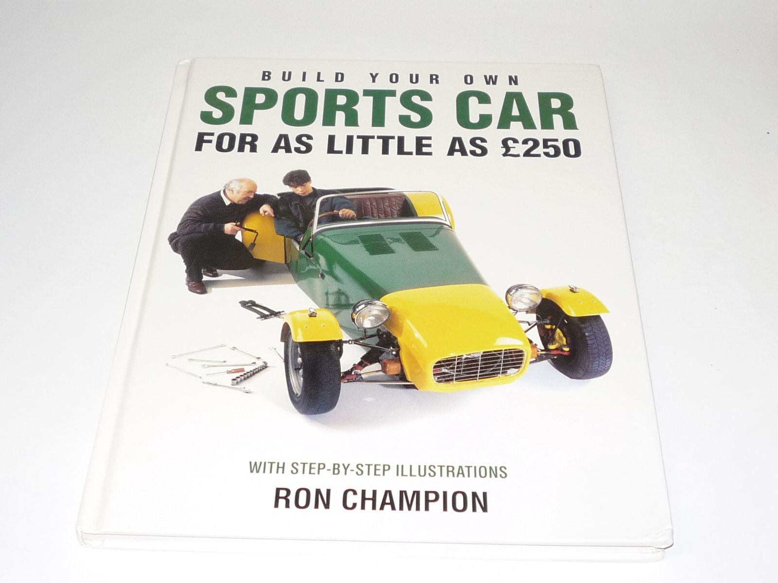 Exceptional Build Your Own Sports Car For As Little As £250 (Champion 1996)