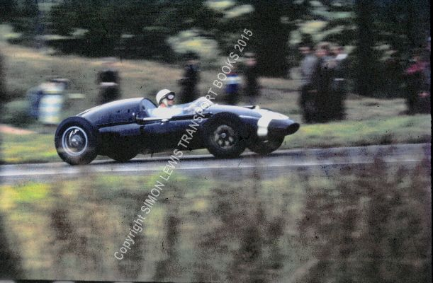 Cooper Climax T51 Stirling Moss 1959 Oulton Park Gold Cup