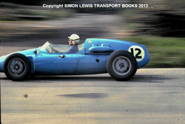 Lewis Auto Sales >> Cooper T45 Climax F2 Maurice Trintignant Aintree 200 1960 ...