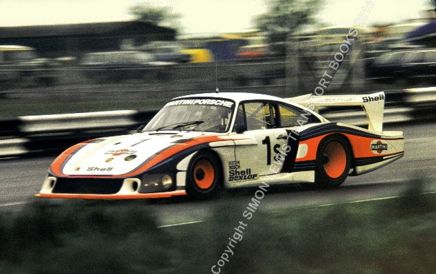 Porsche 935 78 Moby Dick Group 5 Mass Ickx Silverstone 6